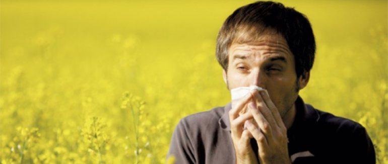 Alergie je celoživotní problém